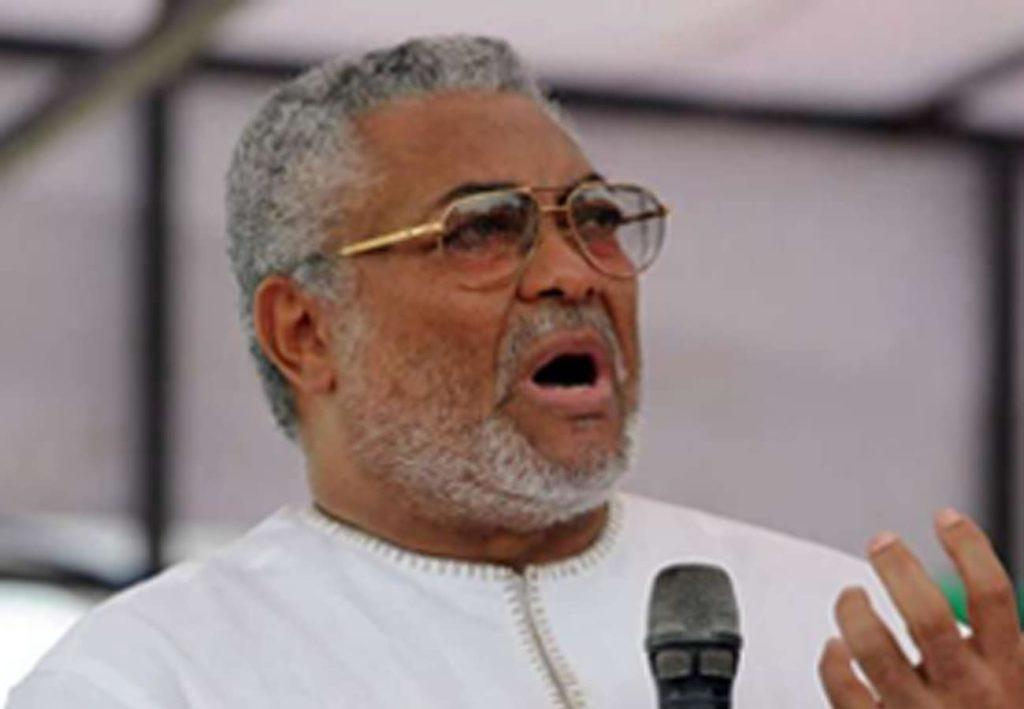 Probe Rawlings' Nigeria funding of NDC claim