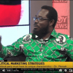 Political Marketing Strategies - AM Talk on JoyNews
